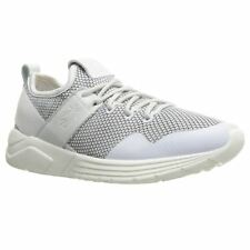 Fly London Salo825Fly Off White Womens Low Top Trainers