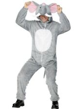 SALE Adult Elephant Animal Ladies / Mens Fancy Dress Costume Party Outfit