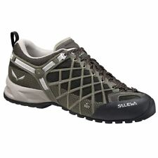 Salewa Wildfire Vent Black Mens mountain climbing shoes