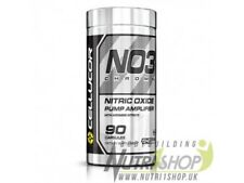 NEW CELLUCOR NO3 CHROME NITRIC OXIDE PUMP AMPLIFIER DIETARY SUPPLEMENT BODY CARE