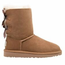 Ugg Australia Bailey Bow II Chestnut Womens Boots