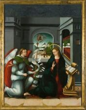 Photo Print Reproduction Annunciation Andres De Melgar Other Sizes Avail