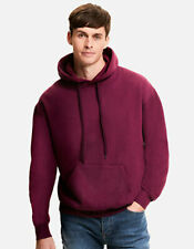 homme Pull à capuche Hooded Sweat 280 g/m² Fruit of the Loom S M L XL XXL