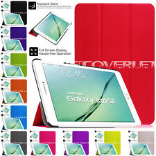 "New Smart Stand Case Tab Cover For Samsung Galaxy Tab S 8.4/ S2 8""/ Tab 4 7""/8"""