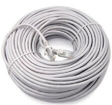 Rj45 Cat5e Red LAN Cable Ethernet Cable UTP PREMIUM GRIS 1m-50m LOTE