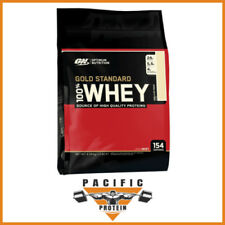 Optimum Nutrition Gold Standard 100% Whey Protein Powder BCAA Build Muscle4.5kg