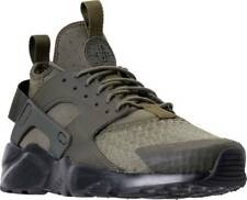 Nike Air Huarache Run Ultra Casual Medium Olive/Cargo Khaki/Black (819685 202)