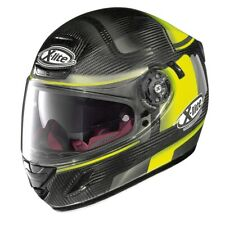 Casco Integrale X-Lite X-702 GT Ultra Carbon Ofenpass 5 Carbon Yellow
