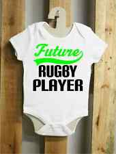 Body Baby BDY43 Future Rugby Player, 100% cotone