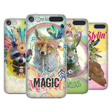 UFFICIALE DUIRWAIGH ANIMALI BOHO COVER RETRO RIGIDA PER APPLE iPOD TOUCH MP3
