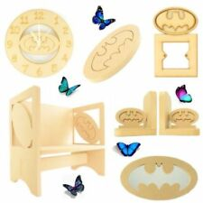 Children-Wooden-Batman-Logo-Themed-Coat-Hook-Kid-Toddler-Child-Nursery-Furniture