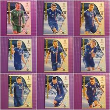 Panini Adrenalyn XL Russia 2018 World Cup - Iceland Base Team Mate Card *New*