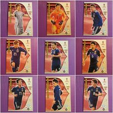 Panini Adrenalyn XL Russia 2018 World Cup - Japan Base Team Mate Card *New*