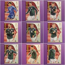 Panini Adrenalyn XL Russia 2018 World Cup - Mexico Base Team Mate Card *New*