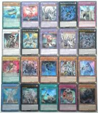 YuGiOh! The New Challengers Nech SECRETO, Definitivo & MUY RARA Booster tarjetas