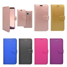 Samsung Galaxy S8 Plus Wallet Flip In Various Colours Cover Case