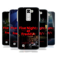 OFFICIAL FIVE NIGHTS AT FREDDY'S LOGOS SOFT GEL CASE FOR LG PHONES 2
