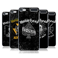 UFFICIALE MOTORHEAD LOGO COVER RETRO RIGIDA PER APPLE iPOD TOUCH MP3