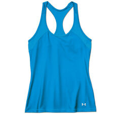 Under Armour Heatgear RACER Entrenamiento Top Camiseta Deportiva Fitness Correr