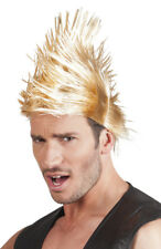 Perruque punk blonde homme Cod.224631