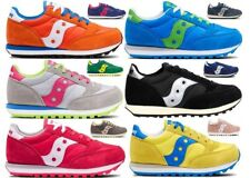 Saucony Jazz Sneakers Donna Bambini Scarpa Casual Sportiva Est 18