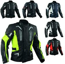 Motorbike Motorcycle CE Armours Warterproof Textile Touring Jacket Thermal Layer