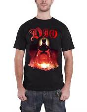 Dio T Shirt The Last In Line Holy Diver Demon Band Logo Offiziell Herren Nue