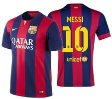 NIKE LIONEL MESSI FC BARCELONA HOME JERSEY 2014/15.