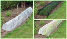 polaire Filet poly Bâche Grow Tunnel cloche INSECTE PLANTE protection jardin