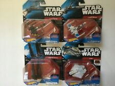 Star Wars die cast TV Series spaceship hot wheels 2015 Collectibles