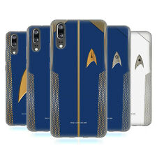 OFFICIAL STAR TREK DISCOVERY UNIFORMS SOFT GEL CASE FOR HUAWEI PHONES