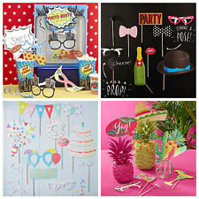 Photo Selfie Props Wedding Birthday Party Accessories Photo Booth Props
