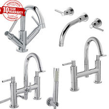 Modern Taps Basin, Bath Shower Mixer, Bath Filler, Wall Mounted Mixers Chrome