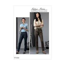 Womens Kathryn Brenne Trousers | Vogue Sewing Pattern V9304