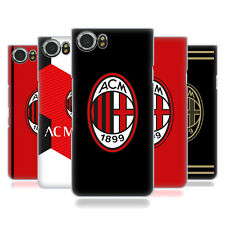 UFFICIALE AC MILAN 2018/19 CRESTA COVER RETRO RIGIDA PER BLACKBERRY TELEFONI