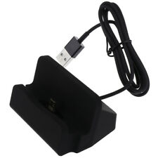 Desktop Charging Dock Stand Station Charger Micro USB Mobile Phones