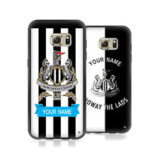 COVER PERSONALIZZATA NUFC 2017/18 HYBRID ICED CASE PER HUAWEI SAMSUNG TELEFONI