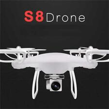 Wide Angle Lens HD 2.0MP/ 0.3MP WIFI Camera Quadcopter RC Drone FPV Helicopter