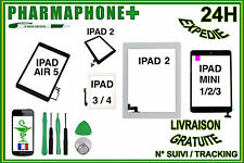 DIGITIZER + HOME BUTON + STICKERS IPAD 2 / IPAD 3/ IPAD 4/ IPAD AIR 5/ IPAD MINI