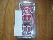 2017 Medicom Kaws Companion Open Edition Red Flayed Colorway Asia Exclusive