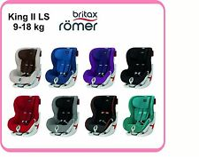 BRITAX ROMER KING II LS - Groupe 1 - 9-18 kg - nouvelle collection