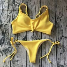 Lotto moda donna set bikini fascia reggiseno push up Mutandine COSTUME NICE