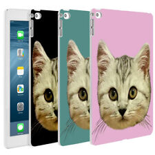 LC_ GRAZIOSO GATTO motivo Honeybee Custodia in plastica cover per Apple iPad Air