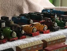 Thomas Tank Engine ERTL engines rolling stock preloved  cast some free books