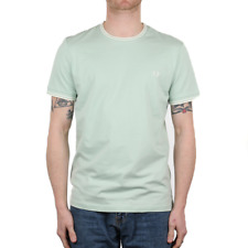 X Fred Perry Twin Tipped T Shirt - Mint (Fred Perry Limited)