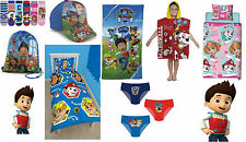 NUOVO Lotto Nick Jr. PAW PATROL MARSHALL scanalatura RUBBLE PERSONAGGIO
