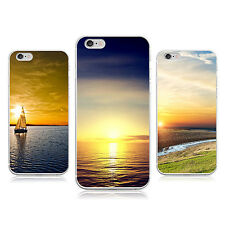 LC_ HK- TRAMONTO Scenery CUSTODIA COVER TELEFONO PER IPHONE 6 7 SAMSUNG GALAXY