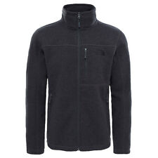 Pile uomo The North Face Gordon Lyons T933R5DYZ antracite full zip