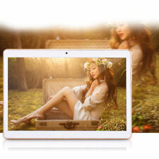 10.1'' PC Tablette Android 6.0 Octa Core 4+64GB 10 pouce HD WIFI 3G 2SIM
