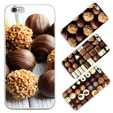 LC_ HK- CHOCOLATE 3D Motivo custodia cellulare cover per iPhone 7 PLUS